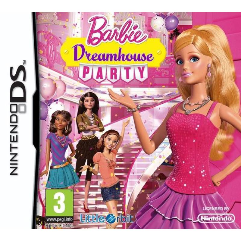 image du jeu Barbie Dreamhouse Party sur DS
