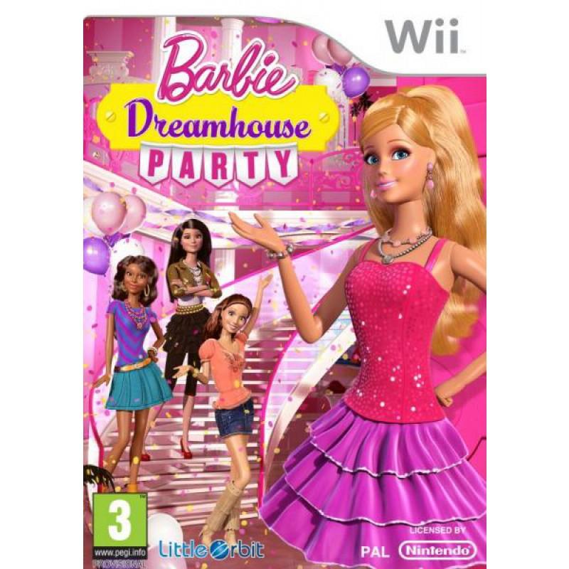 image du jeu Barbie Dreamhouse Party sur WII