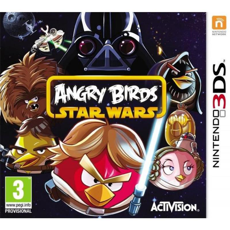 image du jeu Angry Birds : Star Wars sur 3DS