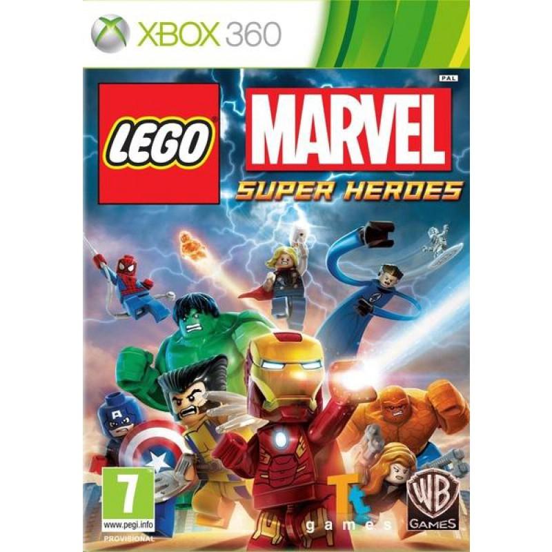 image du jeu Lego Marvel Super Heroes sur XBOX 360