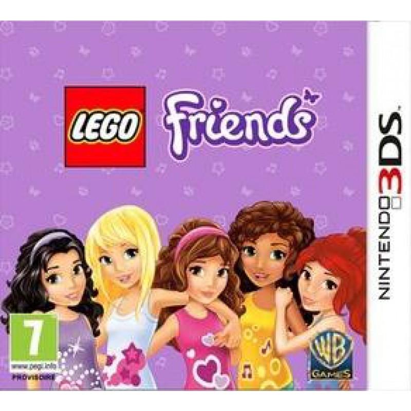 image du jeu Lego Friends sur 3DS