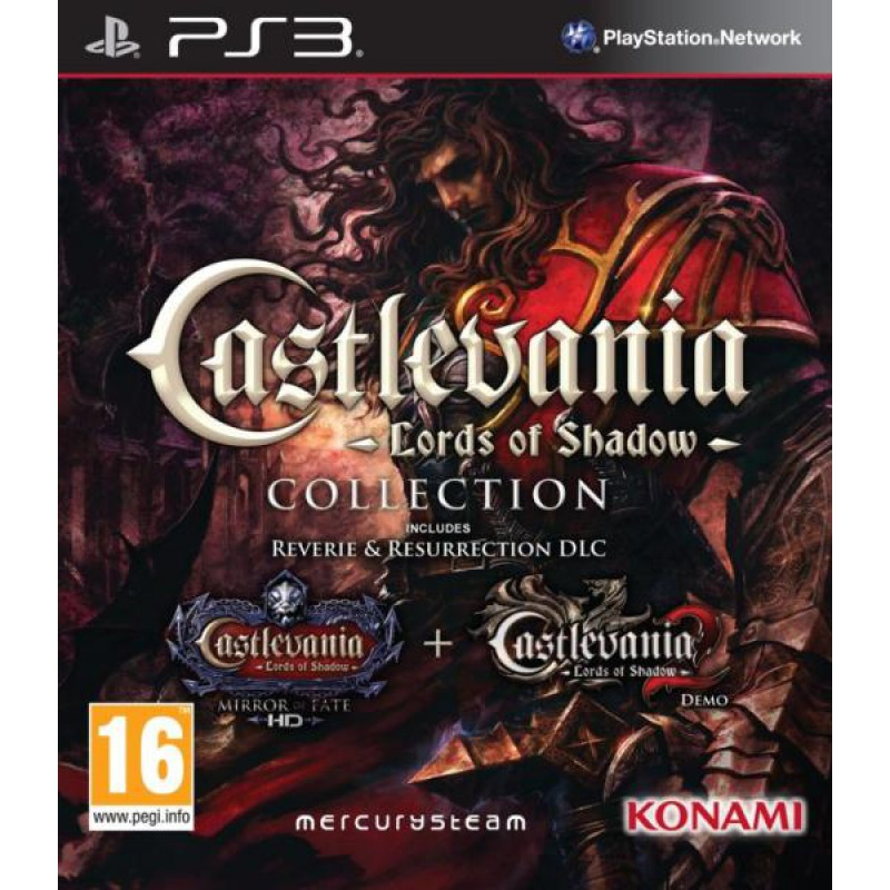 image du jeu Castlevania : Lords Of Shadow Collection sur PS3