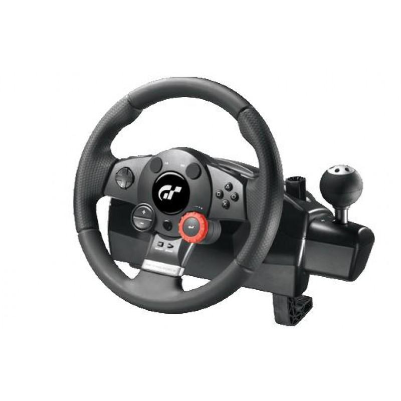image du jeu Volant Driving Force 2013 sur PS3