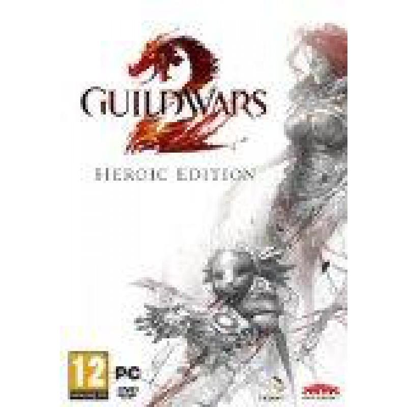 image du jeu Guild Wars 2 Heroic Edition sur PC
