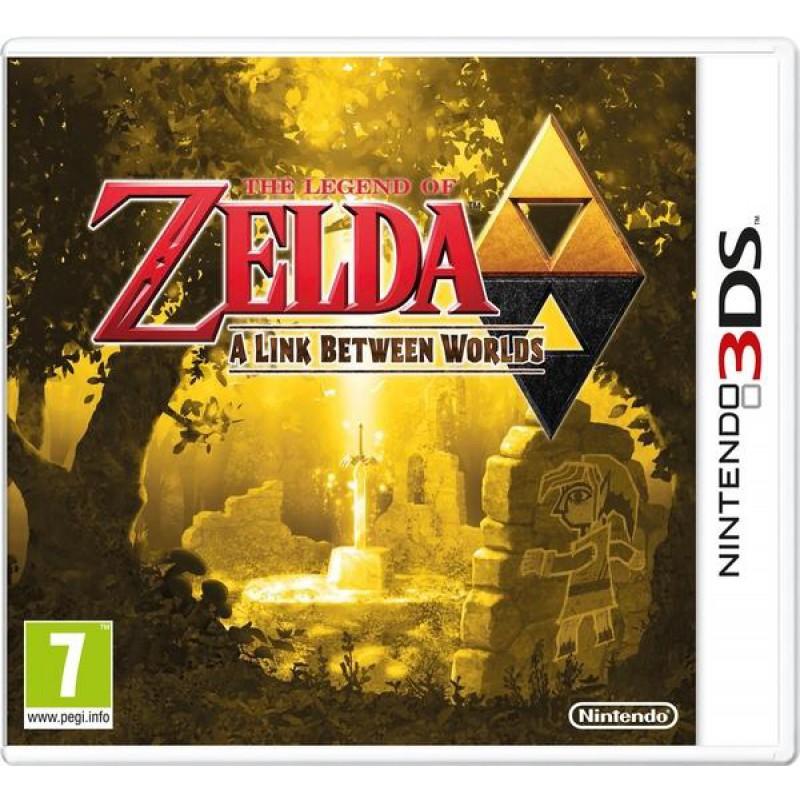image du jeu The Legend Of Zelda : A Link Between Worlds sur 3DS