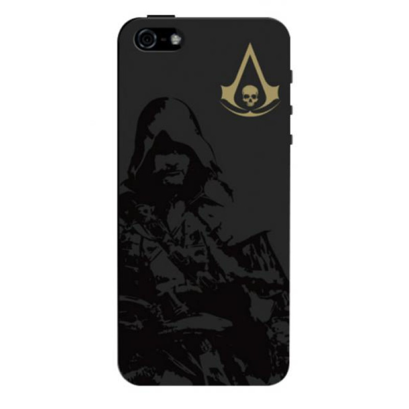 image du jeu Coque Assassin's Creed IV Pour Iphone 5 Black sur SMARTPHONE