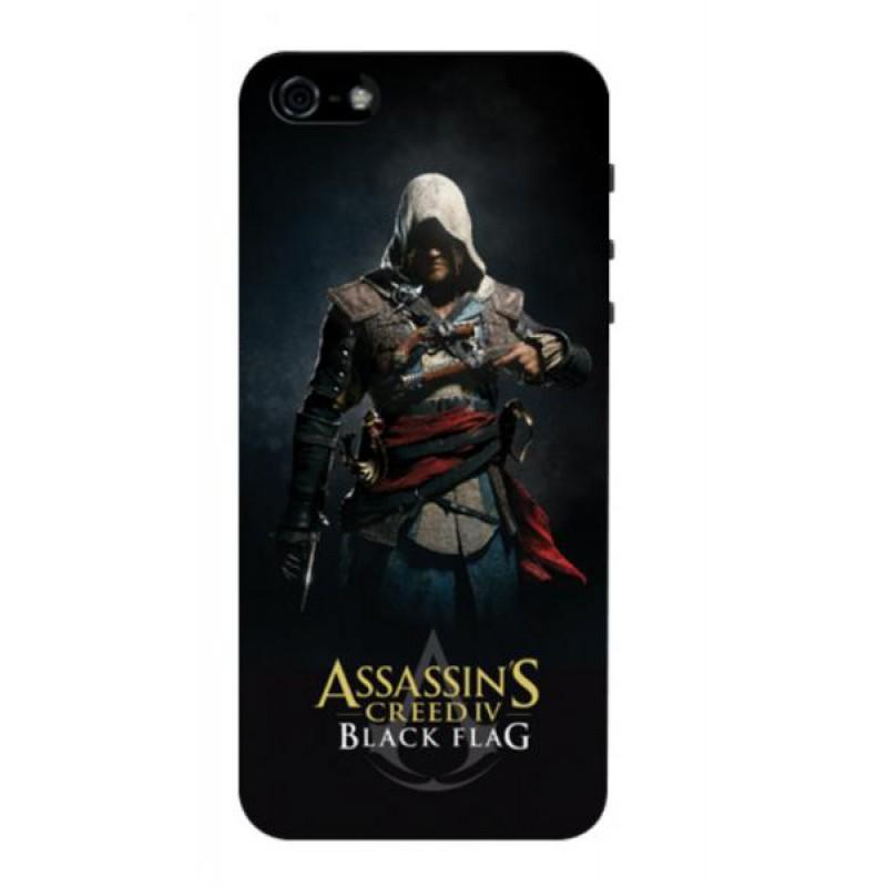 image du jeu Coque Assassin's Creed IV Pour Iphone 4/4s  Iconic sur SMARTPHONE