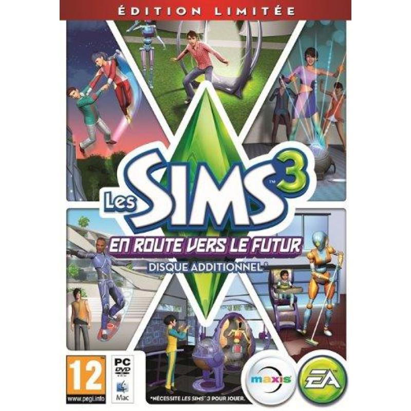 image du jeu Les Sims 3 : En Route Vers Le Futur Edition Limitée sur PC