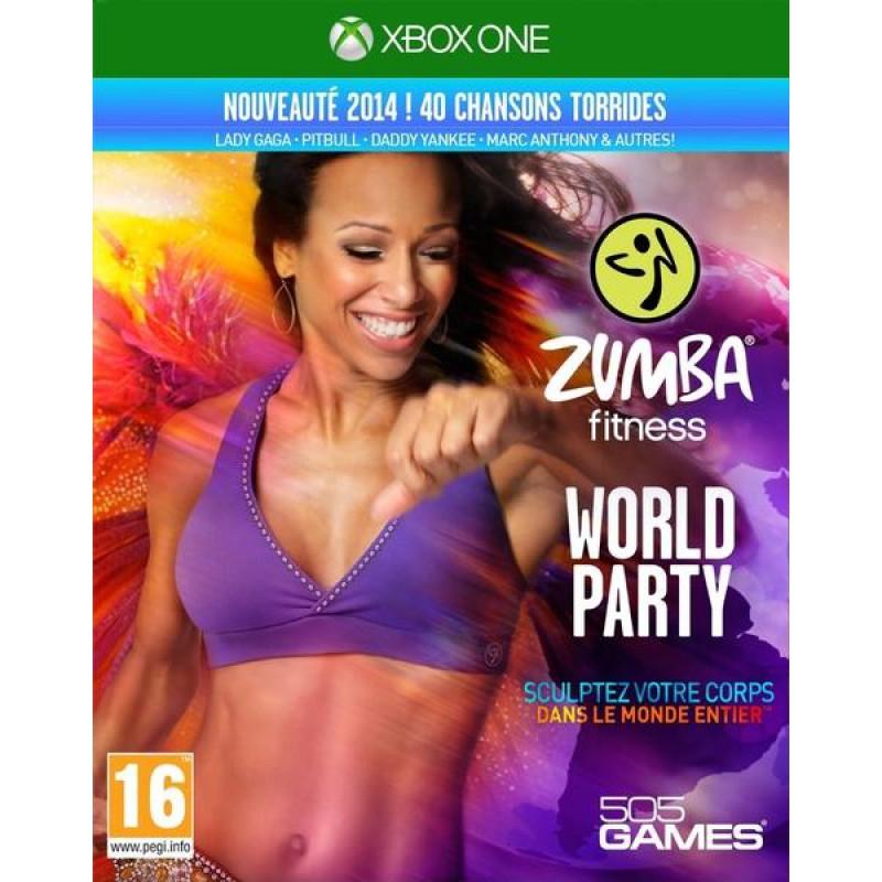 image du jeu Zumba Fitness World Party sur XBOX ONE