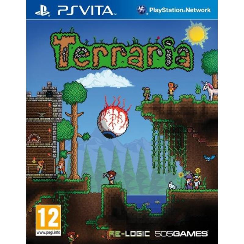 image du jeu Terraria sur PS VITA
