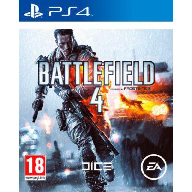 image du jeu Battlefield 4 sur PS4