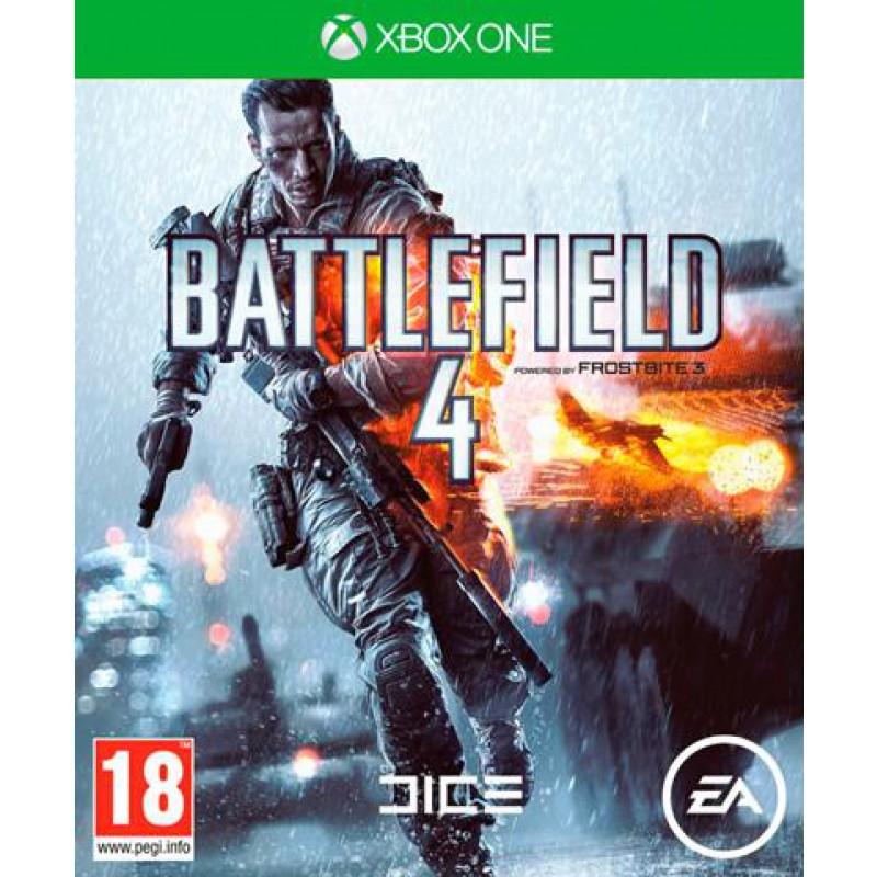 image du jeu Battlefield 4 sur XBOX ONE