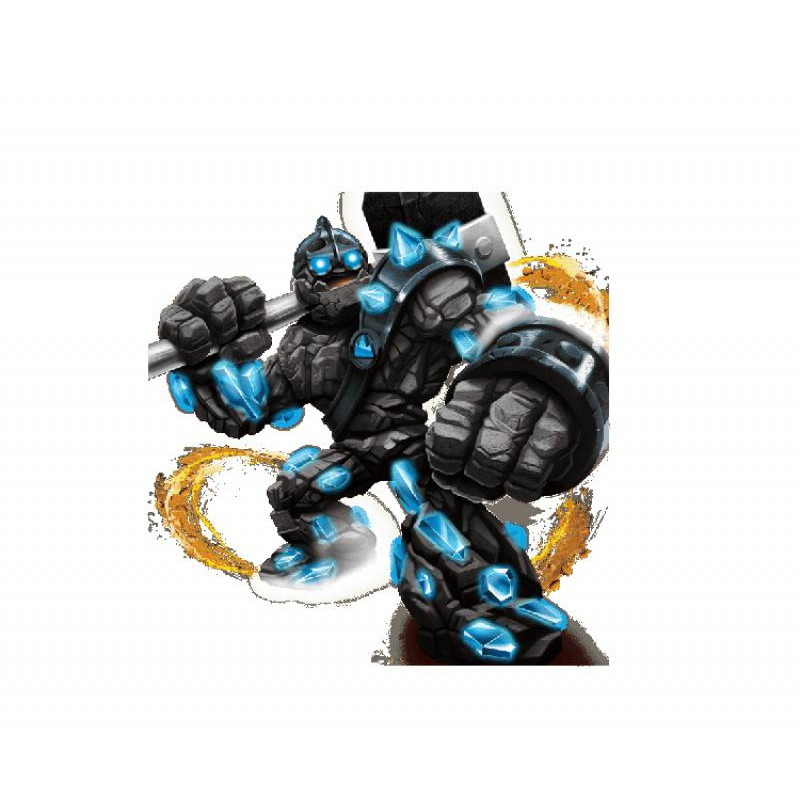 image du jeu Figurine Skylanders Giants Crusher Granite sur AUTRES