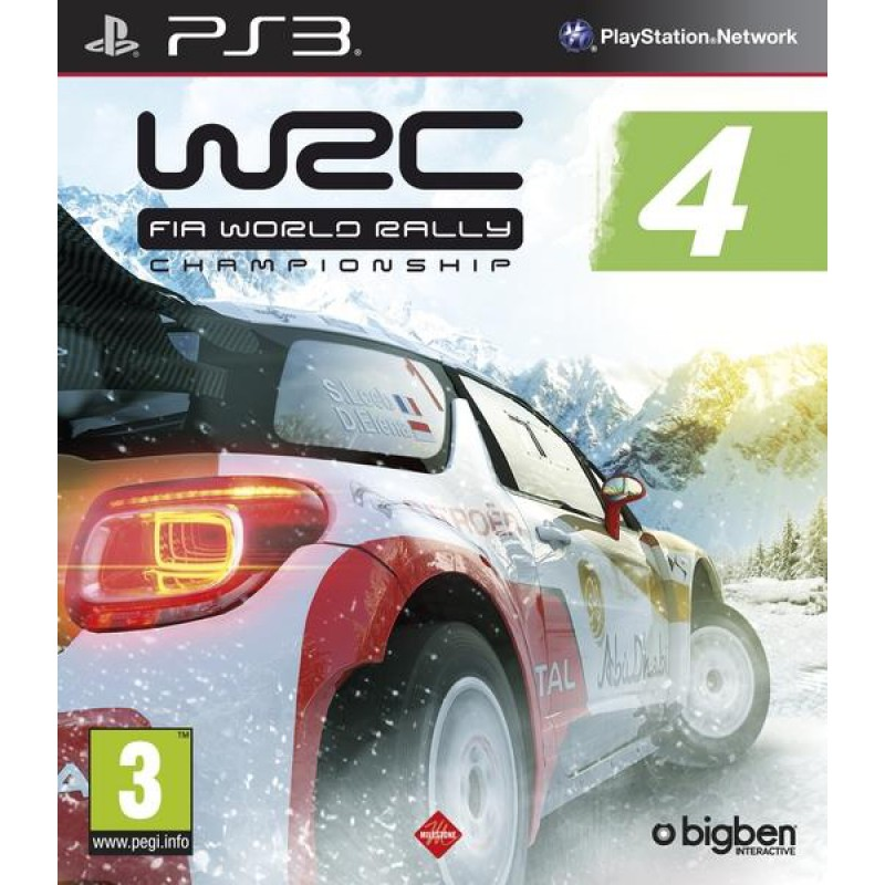 image du jeu Wrc 4 Fia World Rally Championship sur PS3