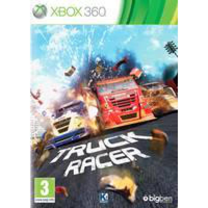 image du jeu Truck Racer sur XBOX 360