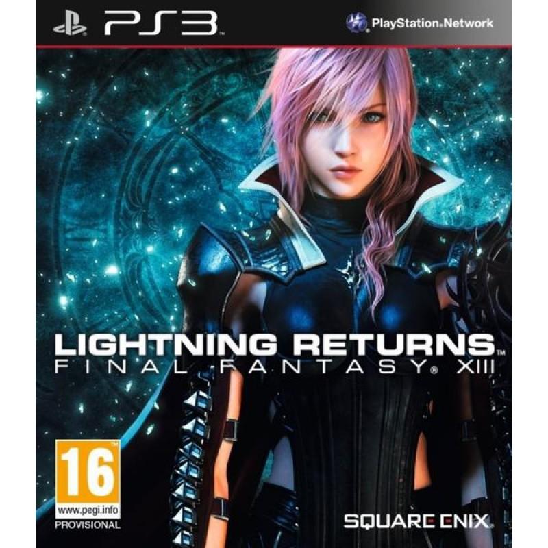 image du jeu Lightning Returns : Final Fantasy XIII sur PS3