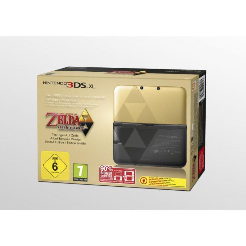 image du jeu Nintendo 3ds Xl Legend Of Zelda : A Link Between Worlds sur 3DS