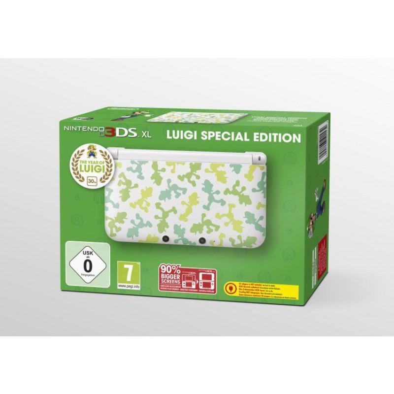 image du jeu Nintendo 3ds Xl Luigi Edition sur 3DS