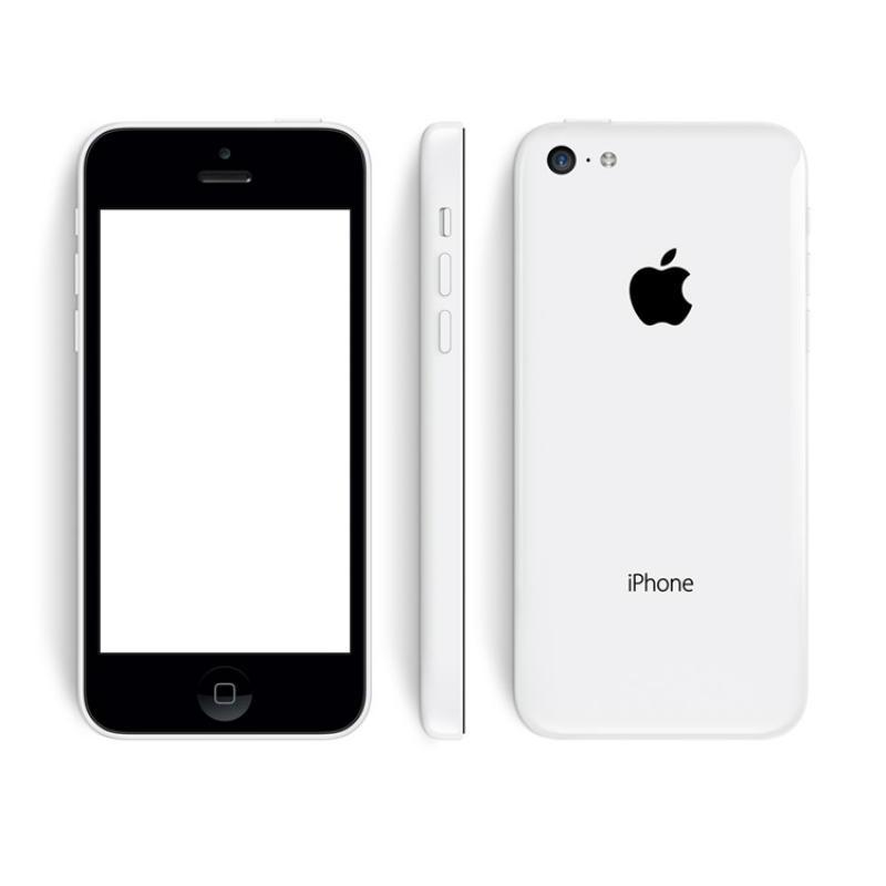 image du jeu Pack+ iPhone 5C 32Go Blanc Désimlocké sur SMARTPHONE