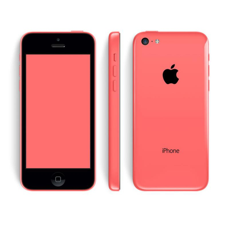 image du jeu Pack+ iPhone 5C 32Go Rose Orange sur SMARTPHONE