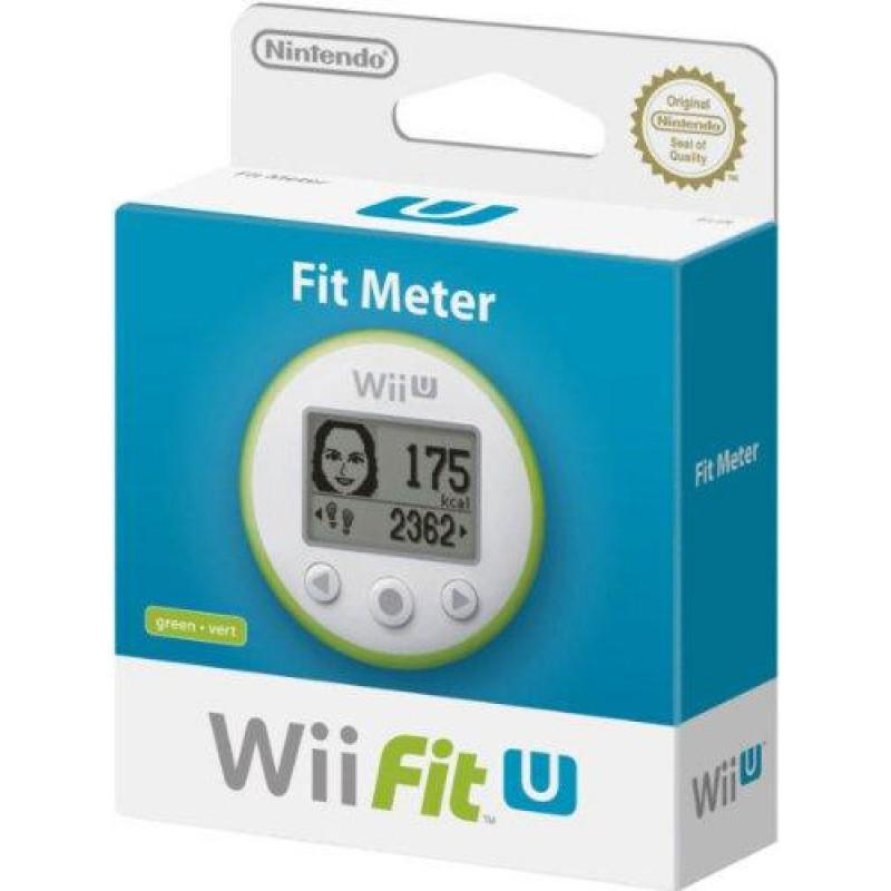 image du jeu Wii Fit Meter Vert sur WII U