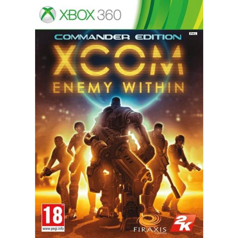 image du jeu Xcom : Enemy Within sur XBOX 360