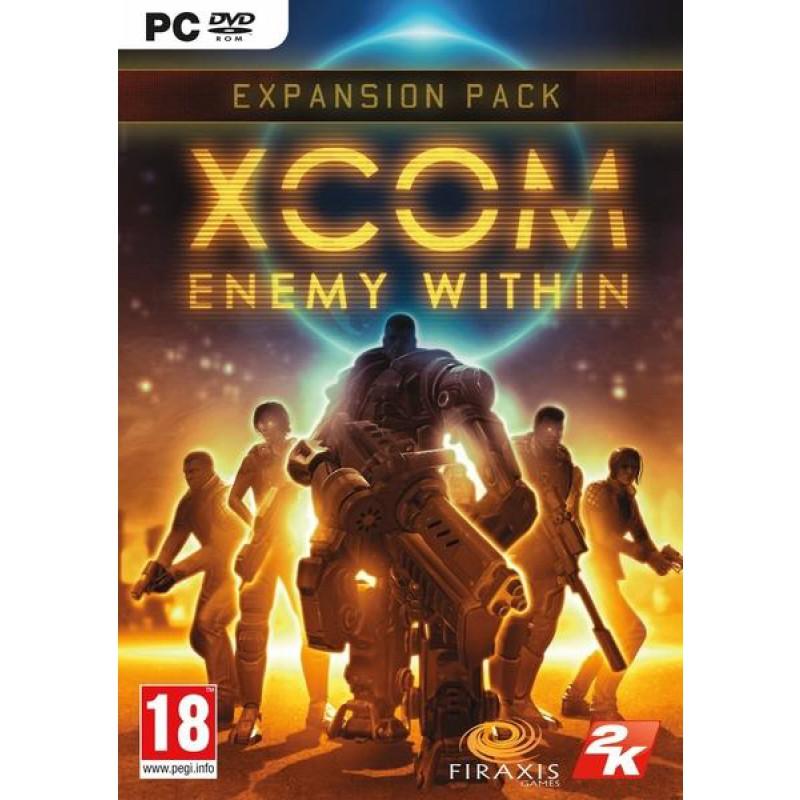 image du jeu Xcom : Enemy Within sur PC