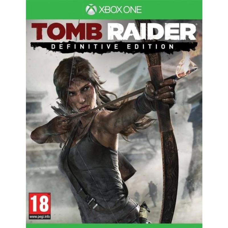 image du jeu Tomb Raider HD Définitive Edition sur XBOX ONE