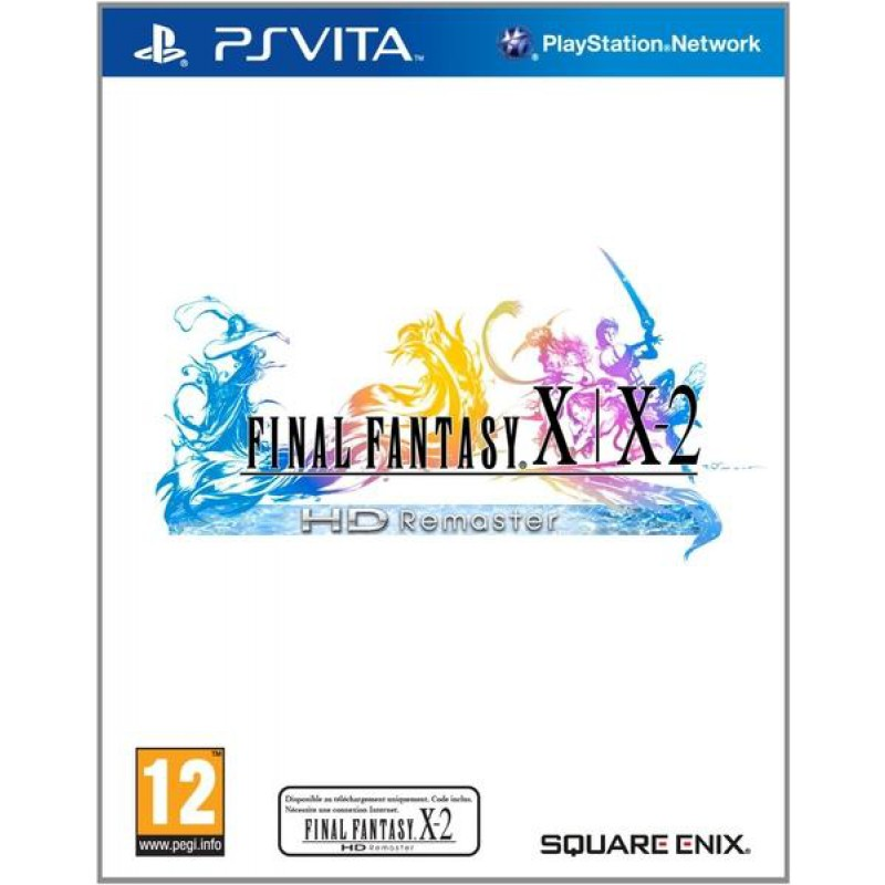 image du jeu Final Fantasy X / X-2 HD Remaster sur PS VITA