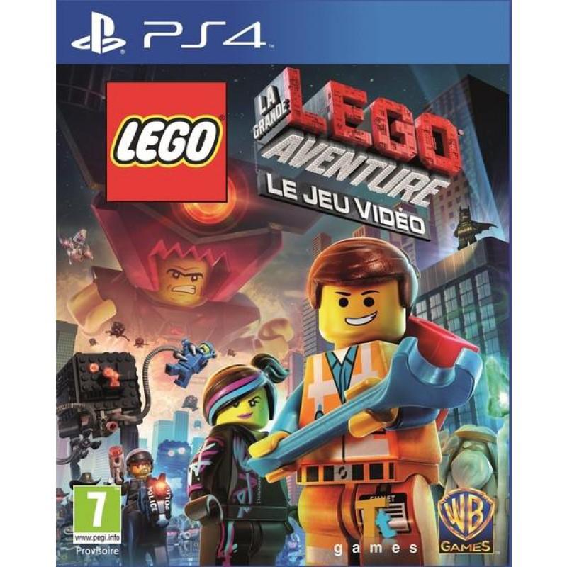 image du jeu La Grande Aventure Lego : Le Jeu Vidéo sur PS4