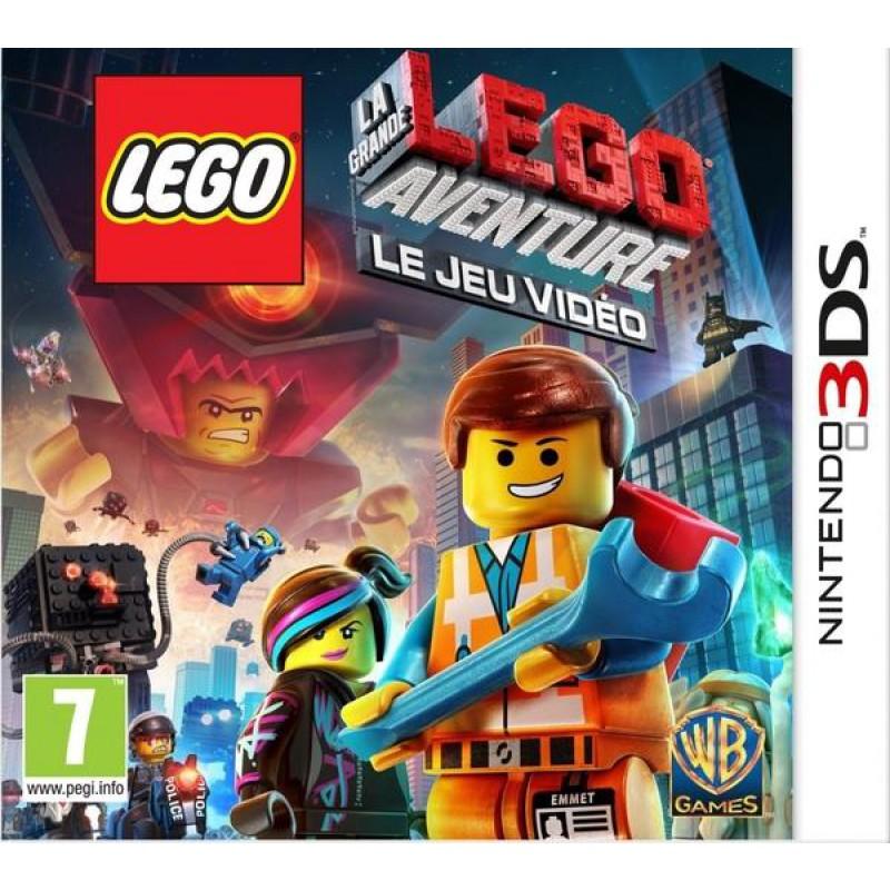 image du jeu La Grande Aventure Lego : Le Jeu Vidéo sur 3DS
