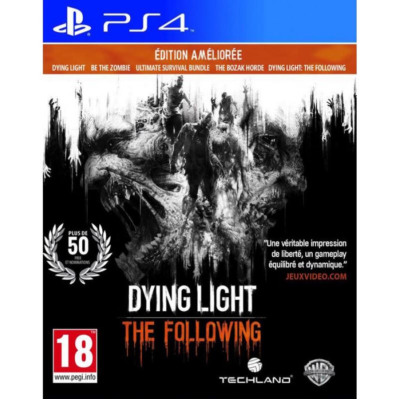 image du jeu Dying Light : The Following Enhanced Edition sur PS4