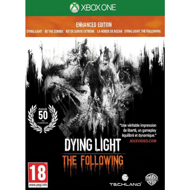 image du jeu Dying Light : The Following Enhanced Edition sur XBOX ONE