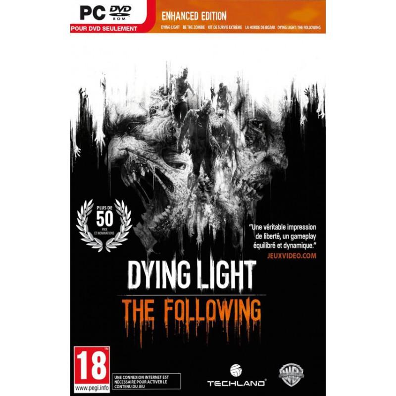 image du jeu Dying Light : The Following Enhanced Edition sur PC