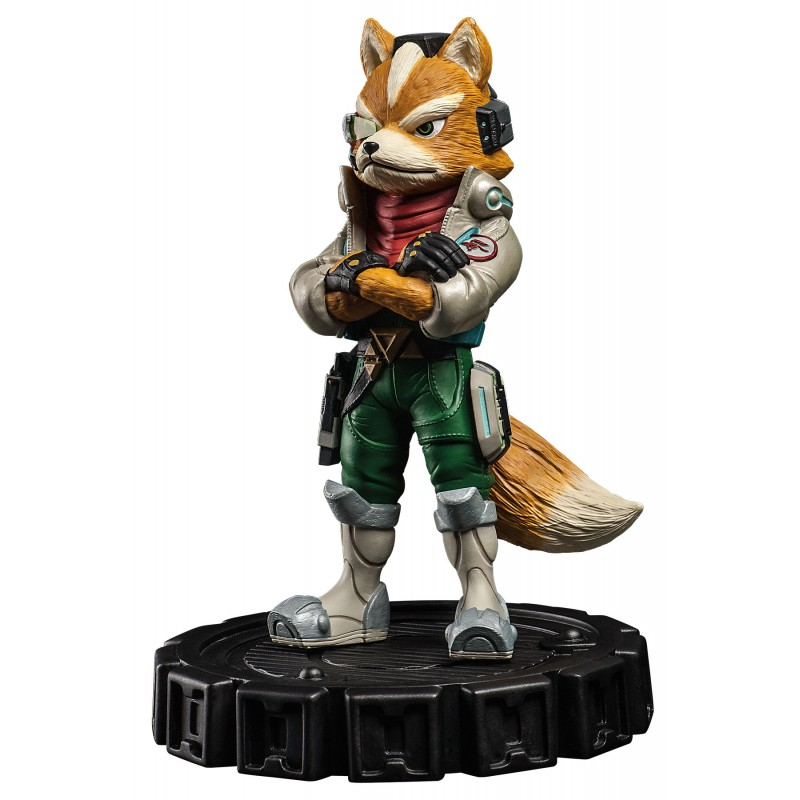 image du jeu Statuette - Fox McCloud sur AUTRES