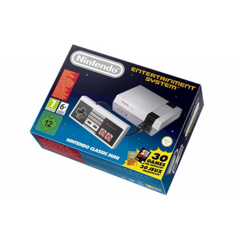 image du jeu Nintendo Classic Mini Nes sur RETRO-GAMING