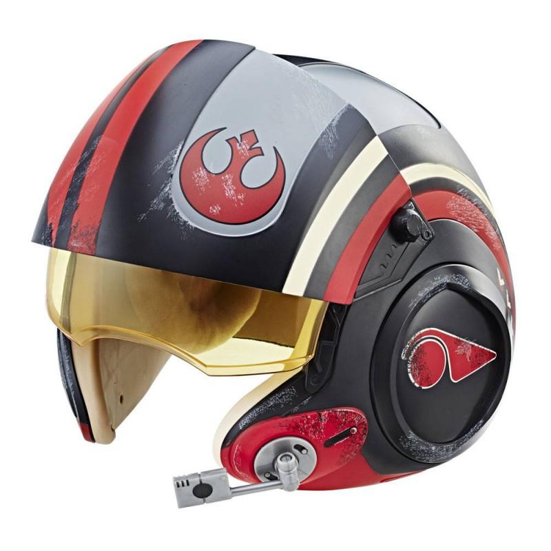 image du jeu Casque Electronique - Star Wars 8 - Black Series Poe Dameron  sur AUTRES 66856c3aa22b