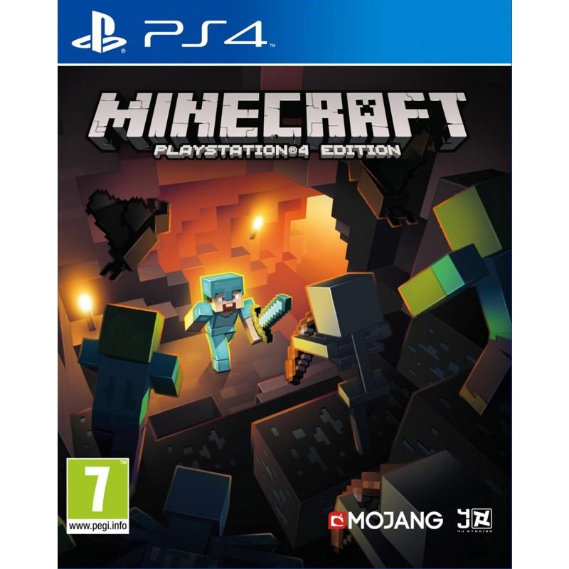 image du jeu Minecraft - PlayStation 4 Edition sur PS4