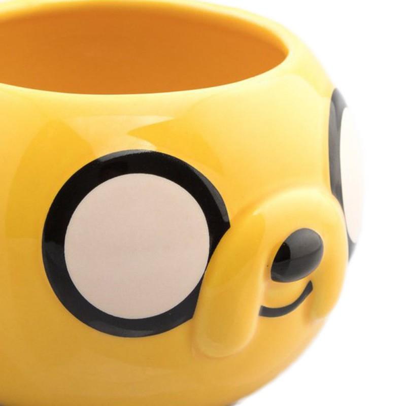 image du jeu Mug - Adventure Time - Jake le Chien 3D 500 ml sur AUTRES