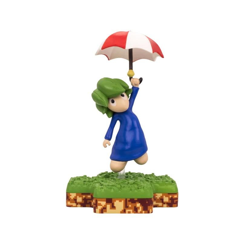 image du jeu Figurine Totaku N°17 - Lemmings - Umbrella Lemming - Exclusivité Micromania-Zing sur AUTRES