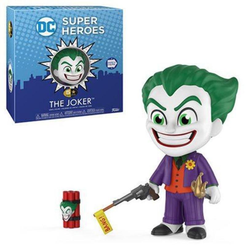83c8c462fcfa image du jeu Figurine 5 Star - DC Comics - Joker sur AUTRES