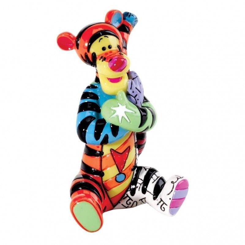 image du jeu Figurine Britto Disney - Winnie L'ourson - Tigrou Mini (Fenêtre transparente) sur AUTRES