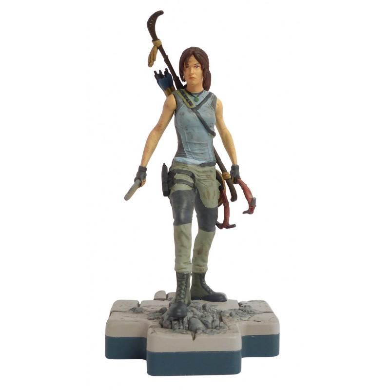 image du jeu Figurine Totaku N°30 - Tomb Raider - Lara Croft - Exclusivité Micromania-Zing sur AUTRES