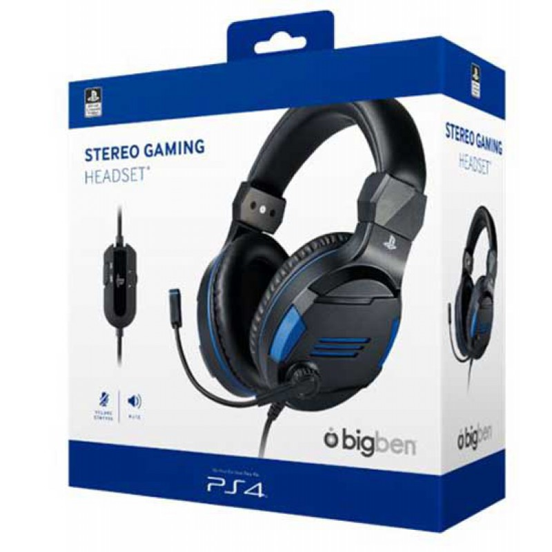 Casque Officiel Sony V3 Ps4 Ps4