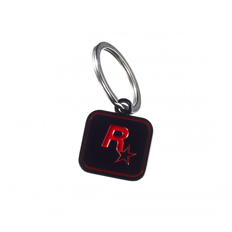 image du jeu Porte-clés - Red Dead Redemption 2 - Noir sur AUTRES