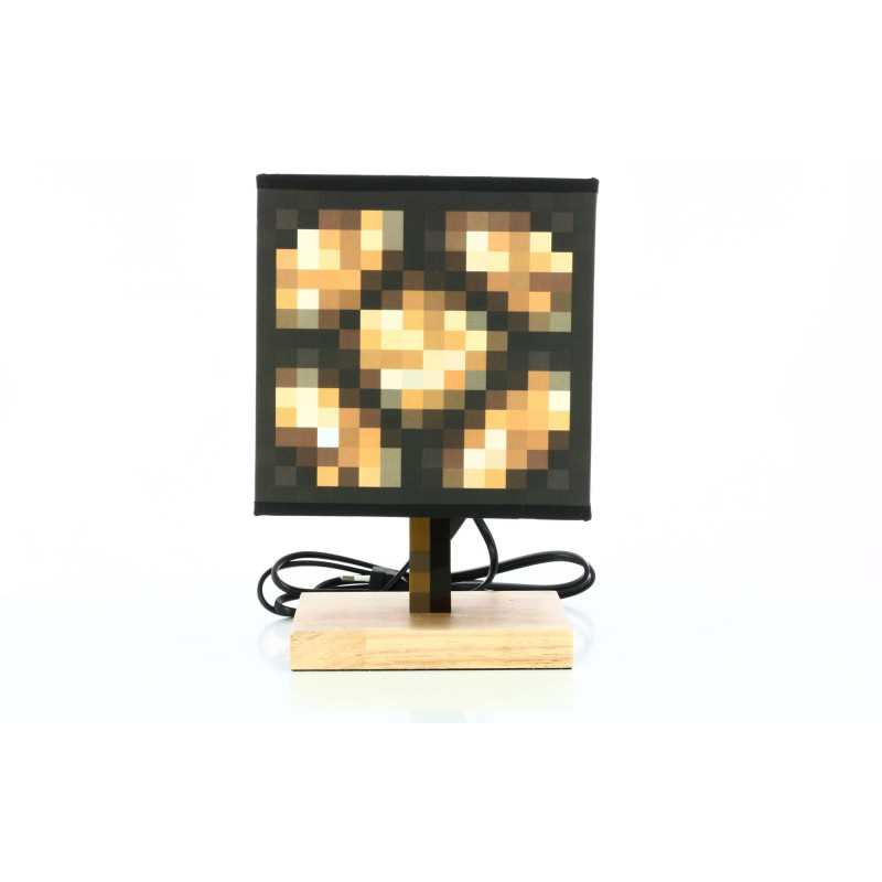 Lampe Minecraft Glowstone Divers