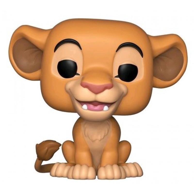 Figurine Funko Pop N497 Le Roi Lion Nala Divers
