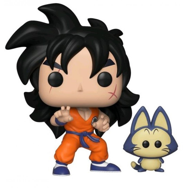 86ae0fe1629a5 FIGURINE FUNKO POP! N°531 - DRAGON BALL Z - S5 Yamcha et Plume - DIVERS