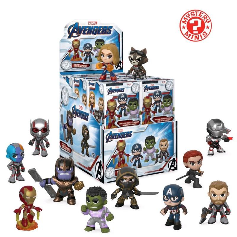image du jeu Figurine Mystère - Avengers Endgame - Mystery Mini Assortiment sur AUTRES