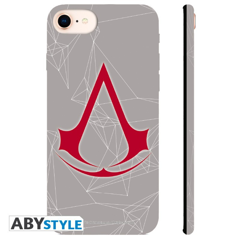 coque iphone 7 creed